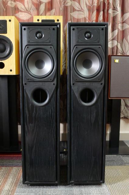 Mission 733i Floorstand Speakers (Used) SOLD P1160716