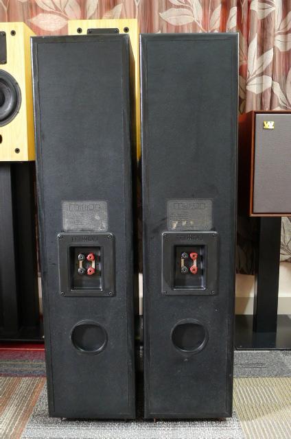 Mission 733i Floorstand Speakers (Used) SOLD P1160717