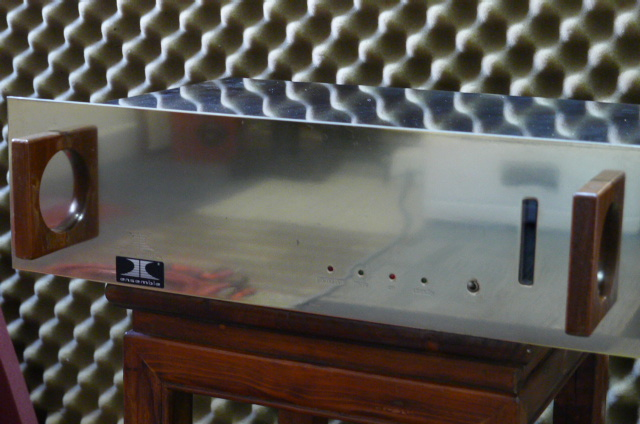 Ensemble Corifeo Hybrid Power Amplifier - From Swiss and rare (Used) SOLD P1160729