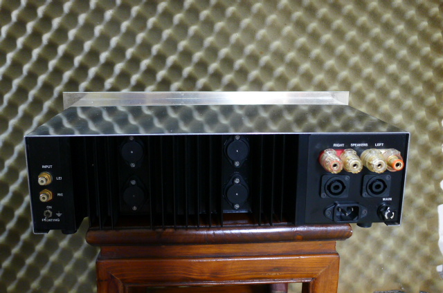 Ensemble Corifeo Hybrid Power Amplifier - From Swiss and rare (Used) SOLD P1160730
