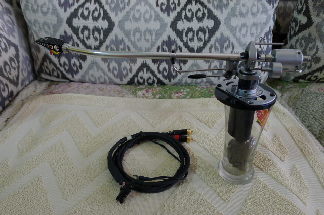 SME 3012 Series II 12 inch Tonearm (Used) SOLD P1160731