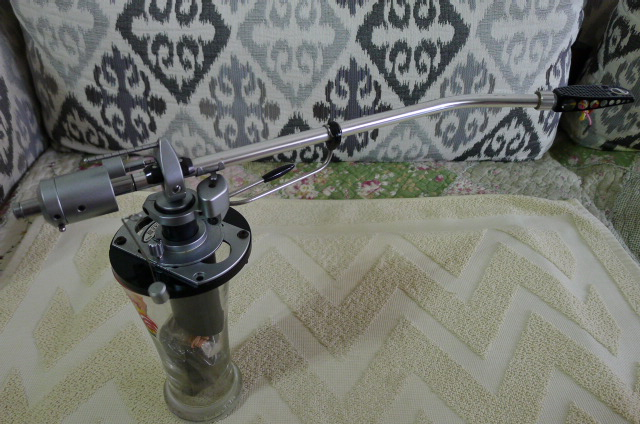 SME 3012 Series II 12 inch Tonearm (Used) SOLD P1160733