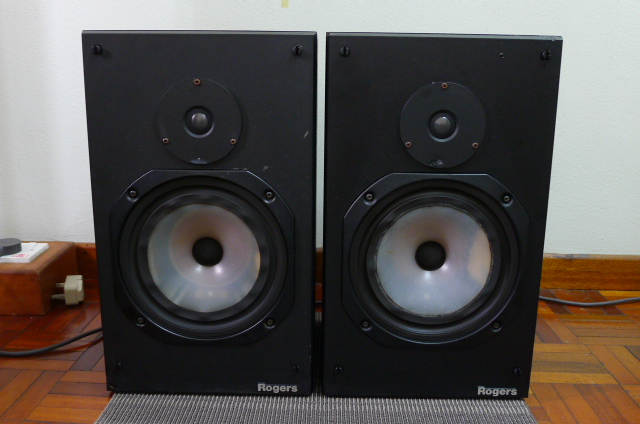 Rogers LS 4a/2 Loudspeakers (used) SOLD P1160740