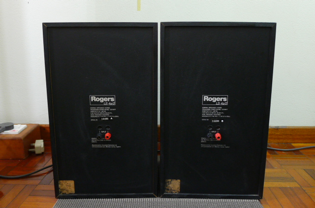 Rogers LS 4a/2 Loudspeakers (used) SOLD P1160741
