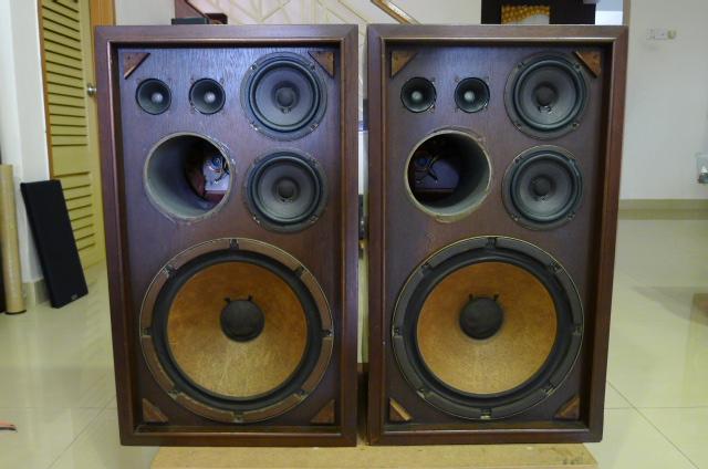 Sansui SP-200 Vintage Speakers (Used) SOLD P1160813