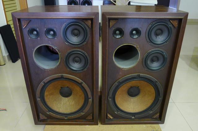 Sansui SP-200 Vintage Speakers (Used) SOLD P1160815