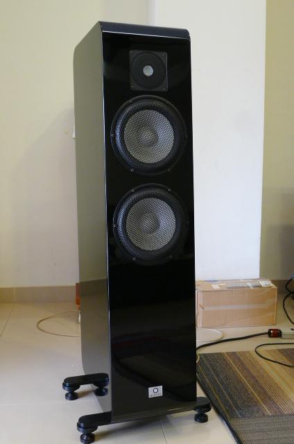 Marten Django L Floor Standing Loudspeakers (Used) P1160823