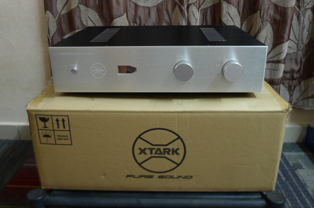 XTARK IA10 Stereo Integrated Amplifier (Used) P1160828