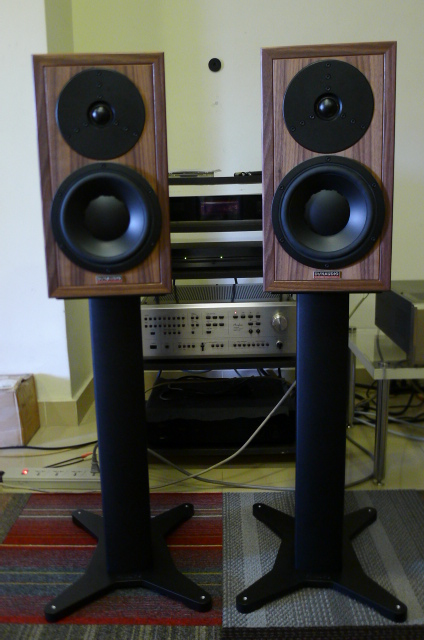 Dynaudio Heritage Special Edition Bookshelf Speakers (Used) P1160833