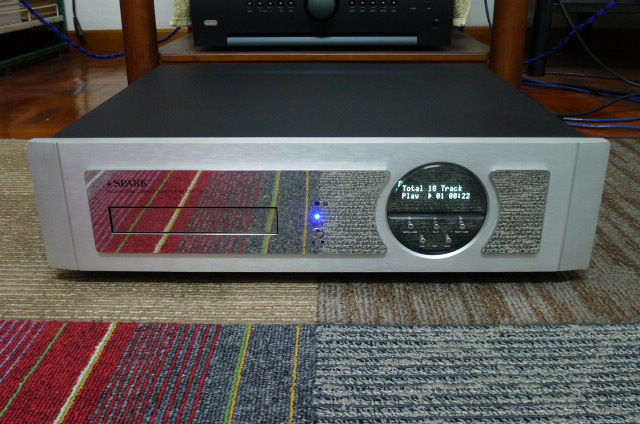 Spark Cayin CDT-17A CD Player (Used) SOLD P1160837