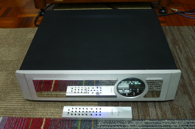 Spark Cayin CDT-17A CD Player (Used) SOLD P1160839