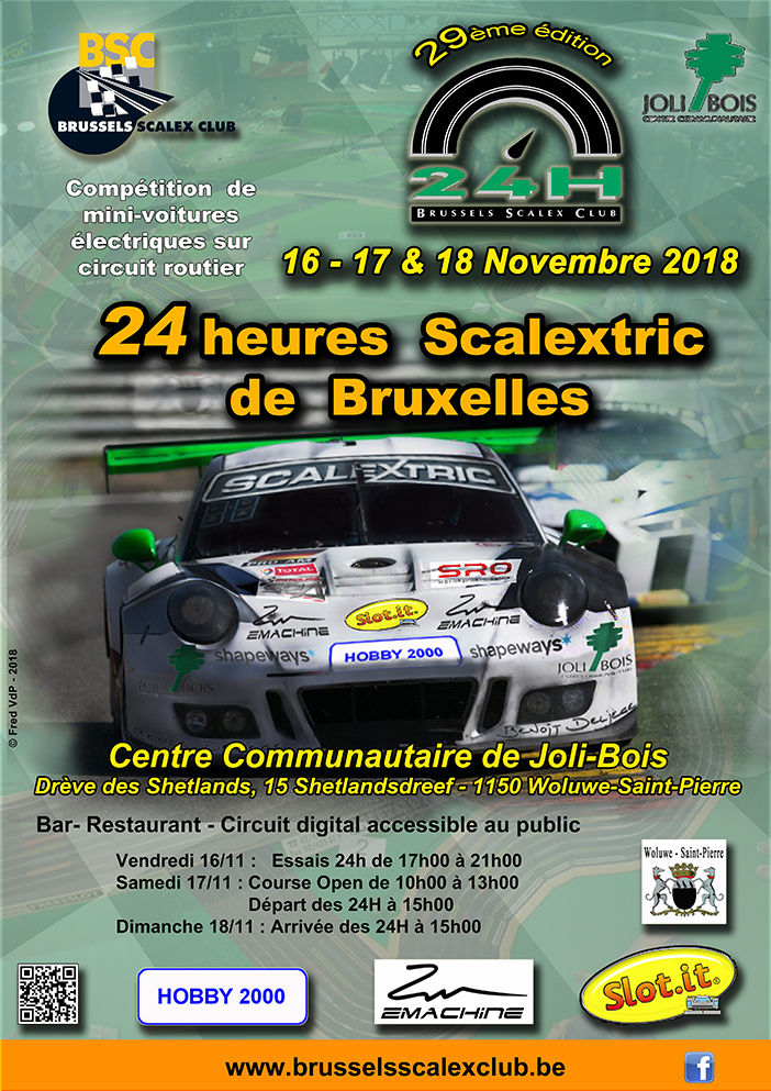 Le Slot Racing 24h20110