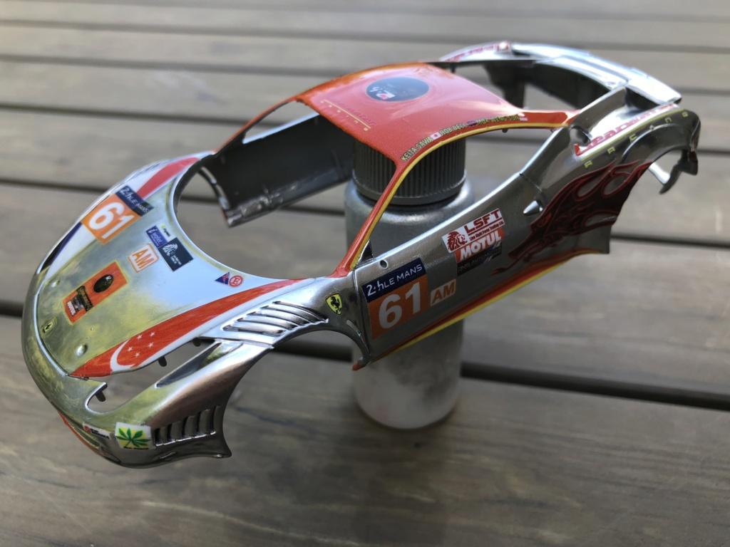 Mercedes pour le North Trophy et Ferrari 458 pour les 18h00 Davic au SRCB Img_0412