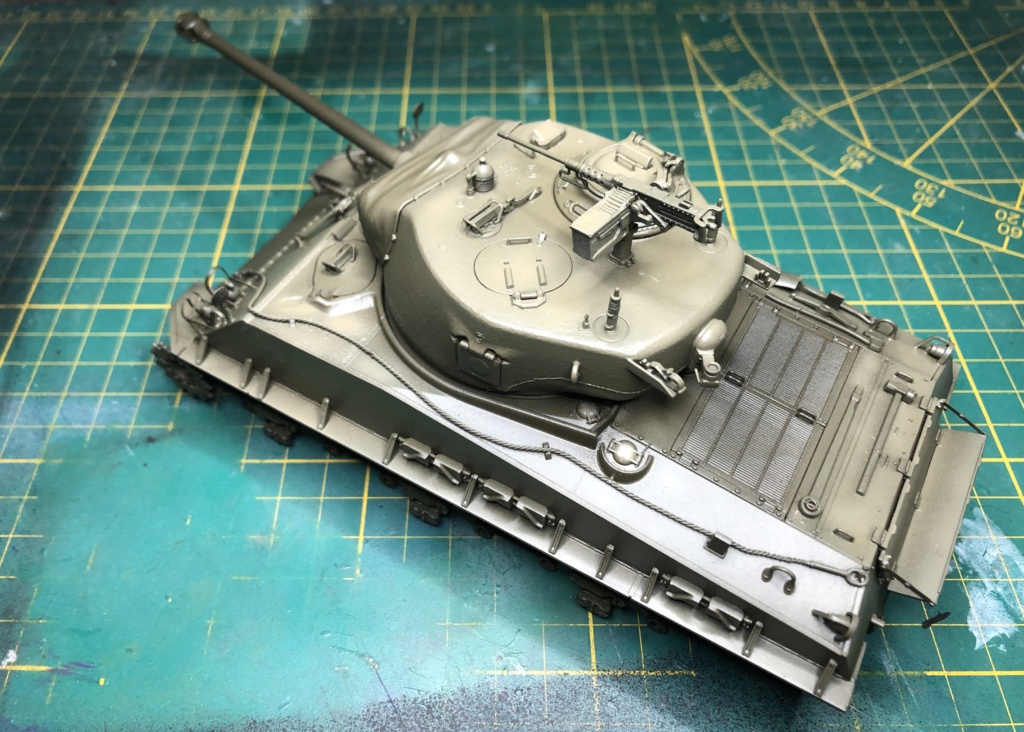 "Sherman M4A3 ""Easy Eight"" 1/35 Ryefield Model (Sans intérieur) Terminé le 26/09/2020 Img_1529"