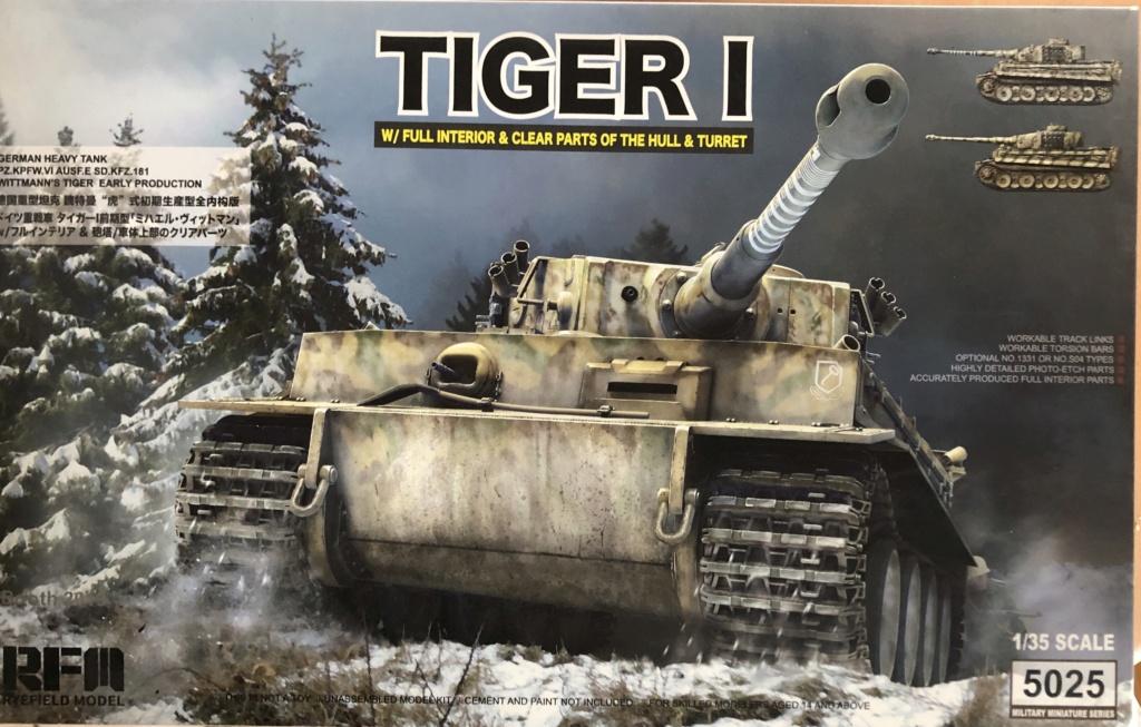 Tigre I S04 M. Wittmann Ryefield Model 1/35 Ref. 5025 - Mise à jour du 18/10 Img_2622
