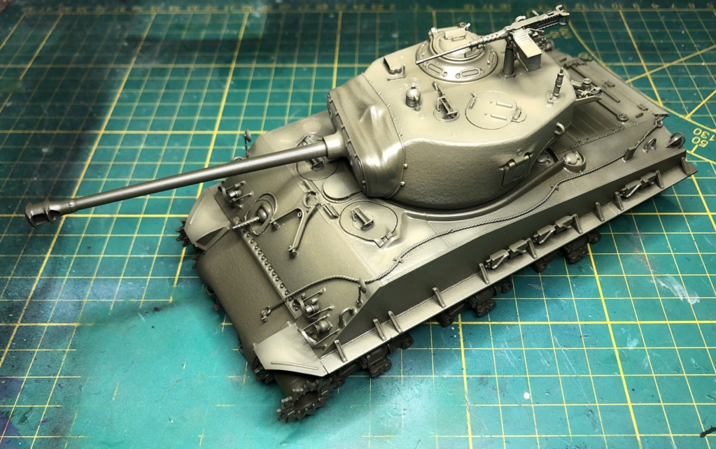 "Sherman M4A3 ""Easy Eight"" 1/35 Ryefield Model (Sans intérieur) Terminé le 26/09/2020 Img_4610"
