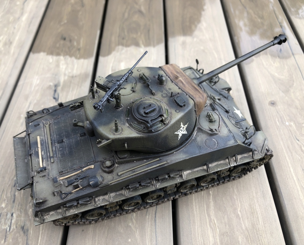 "Sherman M4A3 ""Easy Eight"" 1/35 Ryefield Model (Sans intérieur) Terminé le 26/09/2020 - Page 2 Img_9114"