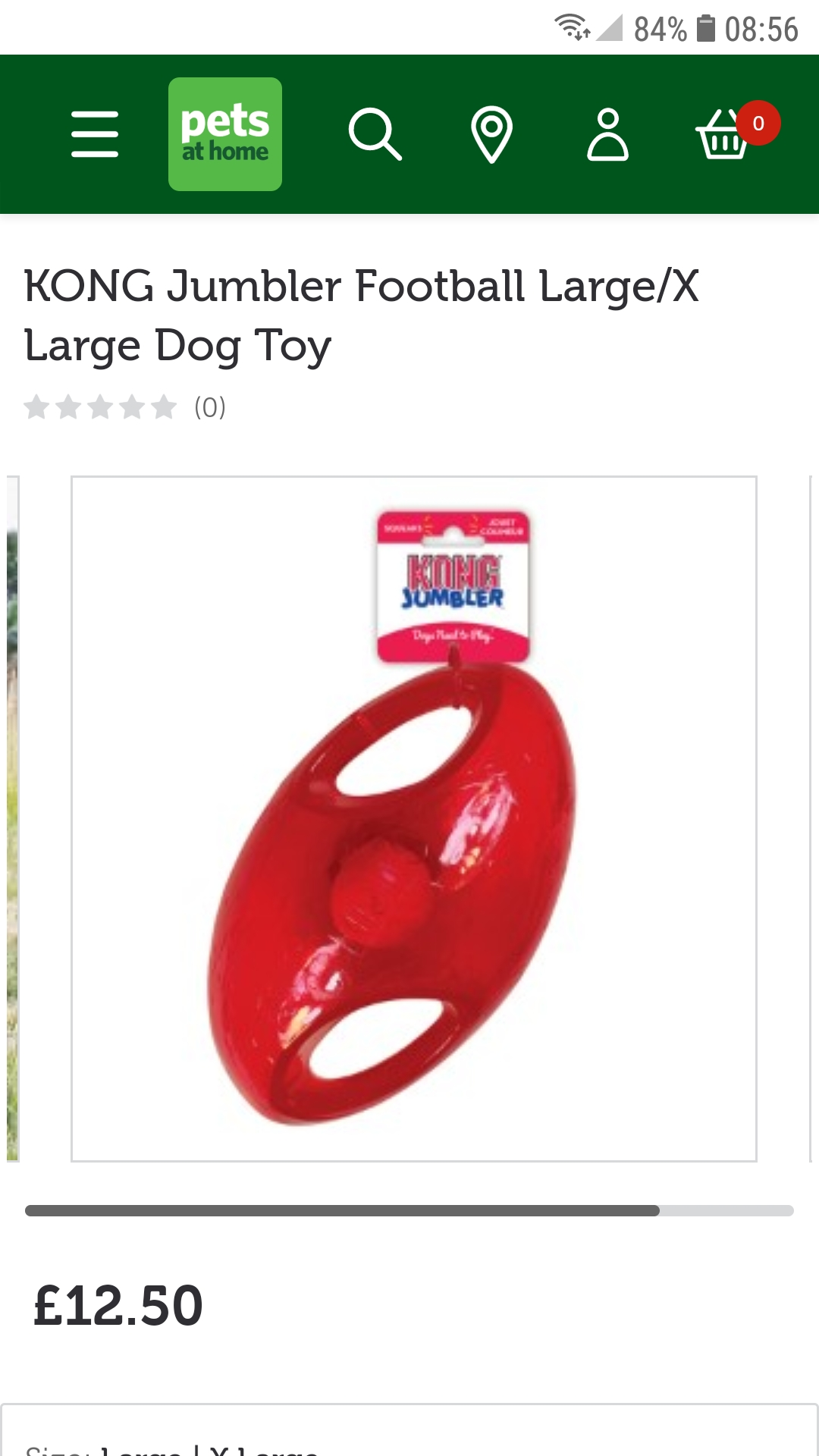 Tough Toys For Staffies Screen10