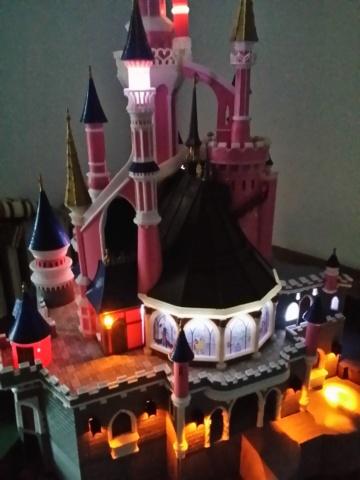 Maquette du château de la Belle au bois dormant de Disneyland Paris - Page 7 20181211