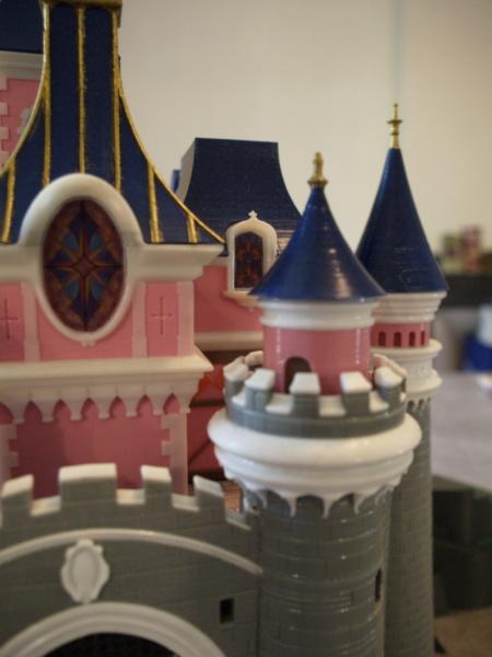 Maquette du château de la Belle au bois dormant de Disneyland Paris - Page 5 _6206517