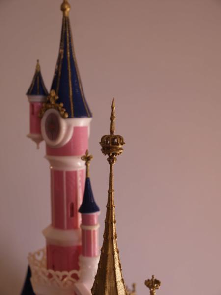 Maquette du château de la Belle au bois dormant de Disneyland Paris - Page 6 _a097911