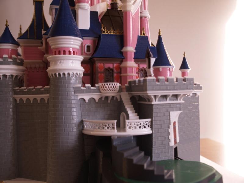 Maquette du château de la Belle au bois dormant de Disneyland Paris - Page 7 _a097916