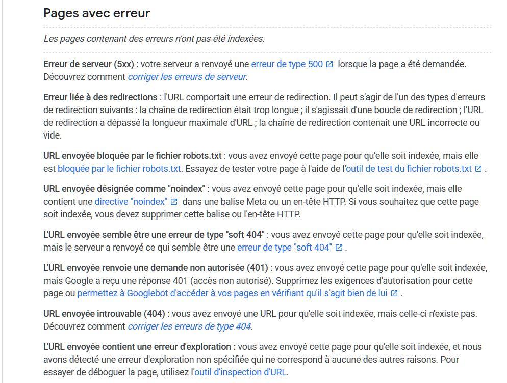 Problème google détecté Captu112