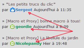 *RESOLU* [PHPBB3] Script messages sur portail Captur23