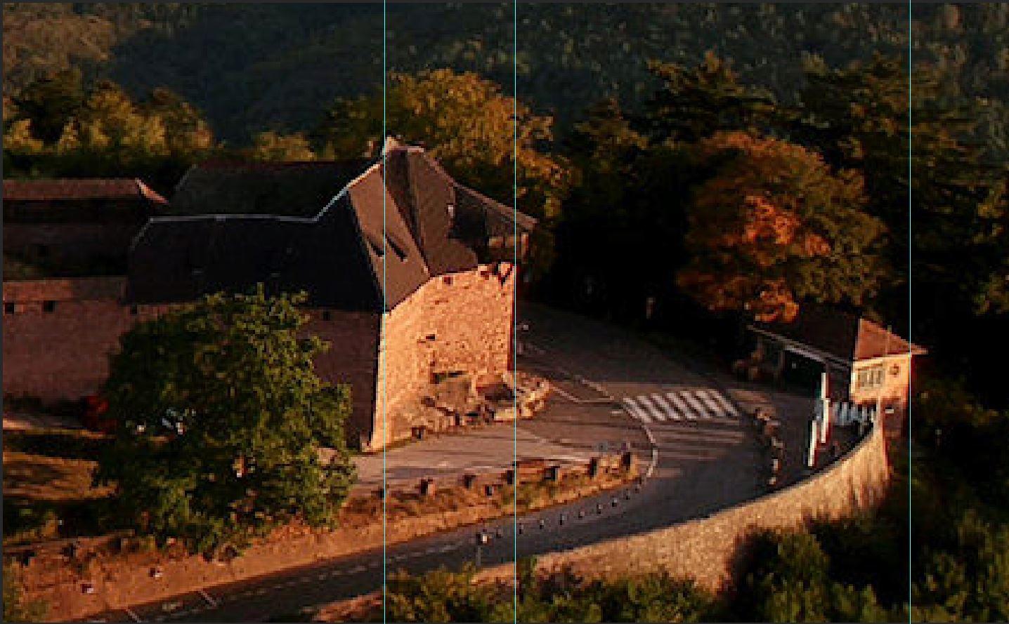Hohkönigsburg au drone Captur51