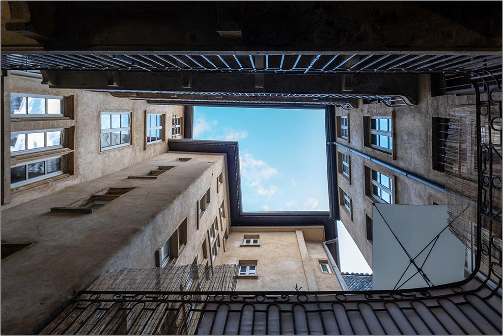 [Architecture et Graphisme] Traboule Dscf1610