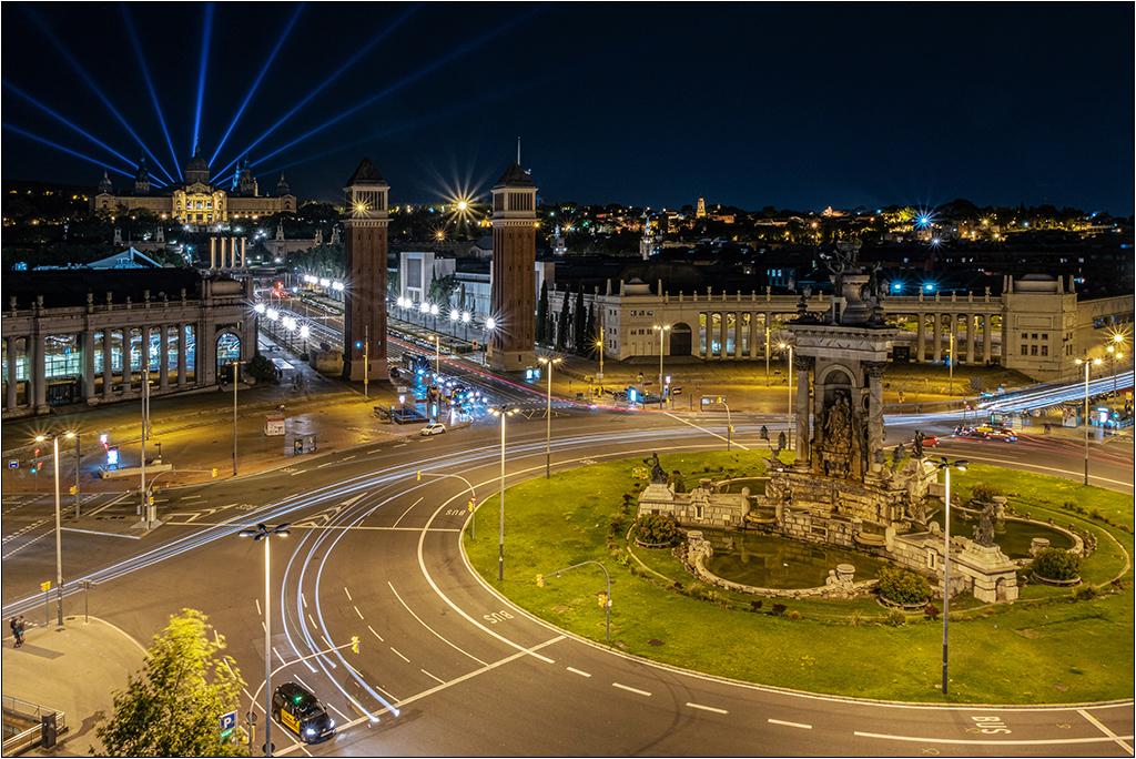 [Paysages] Barcelone by night + ajout + V2 Dscf2510