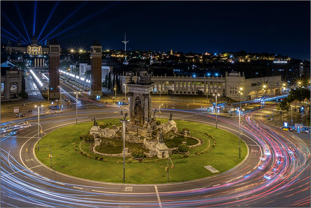 [Paysages] Barcelone by night + ajout + V2 Dscf2511