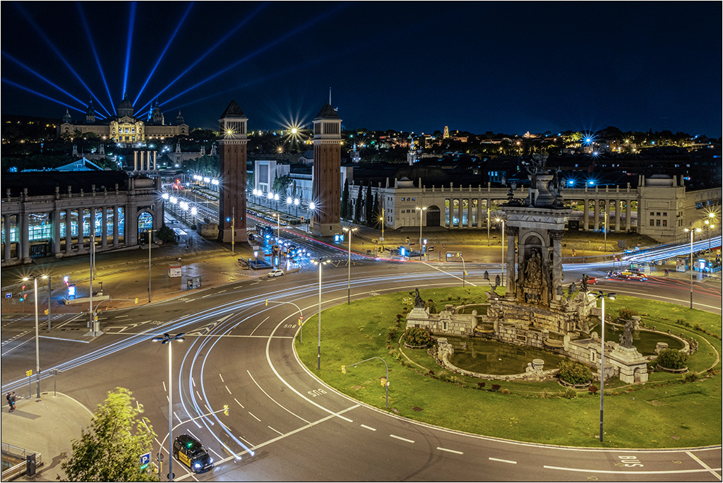 [Paysages] Barcelone by night + ajout + V2 Dscf2514
