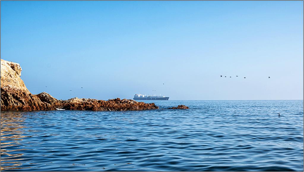 [Paysages] En bateau vers Paracas Dscf2815