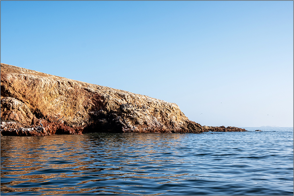 [Paysages] En bateau vers Paracas Dscf2817