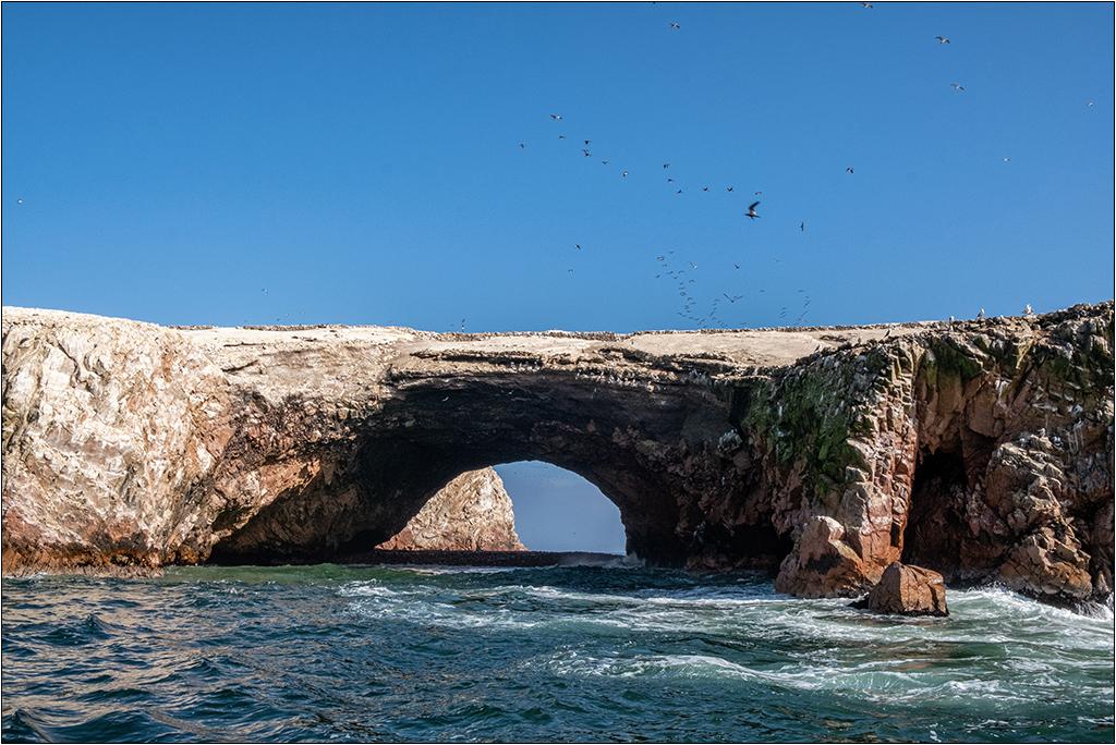 [Paysages] En bateau vers Paracas Dscf2911
