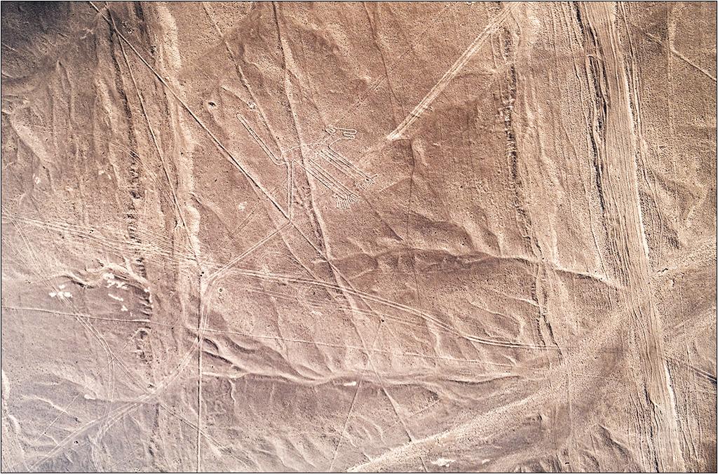 Les lignes de Nazca vues d'avion Dscf3020