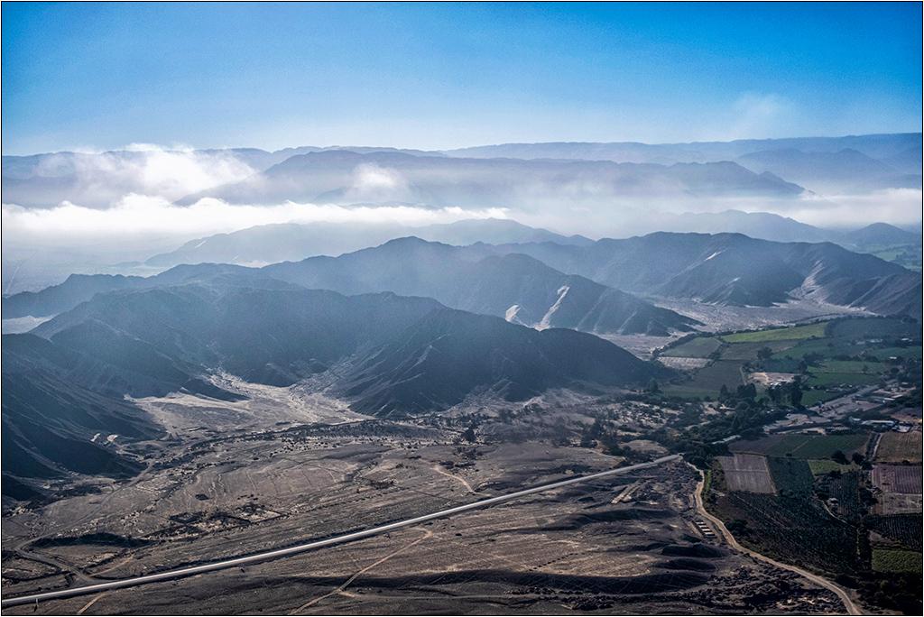 Autres vues d'avion sur Nazca #1 Dscf3022