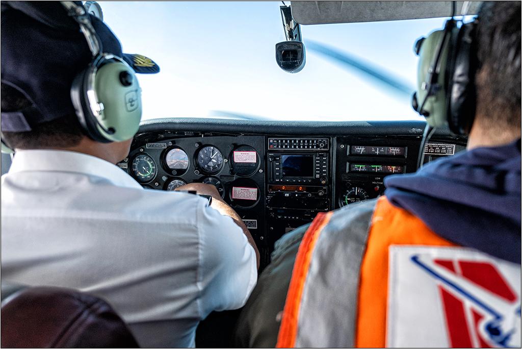 Les lignes de Nazca vues d'avion Dscf3122