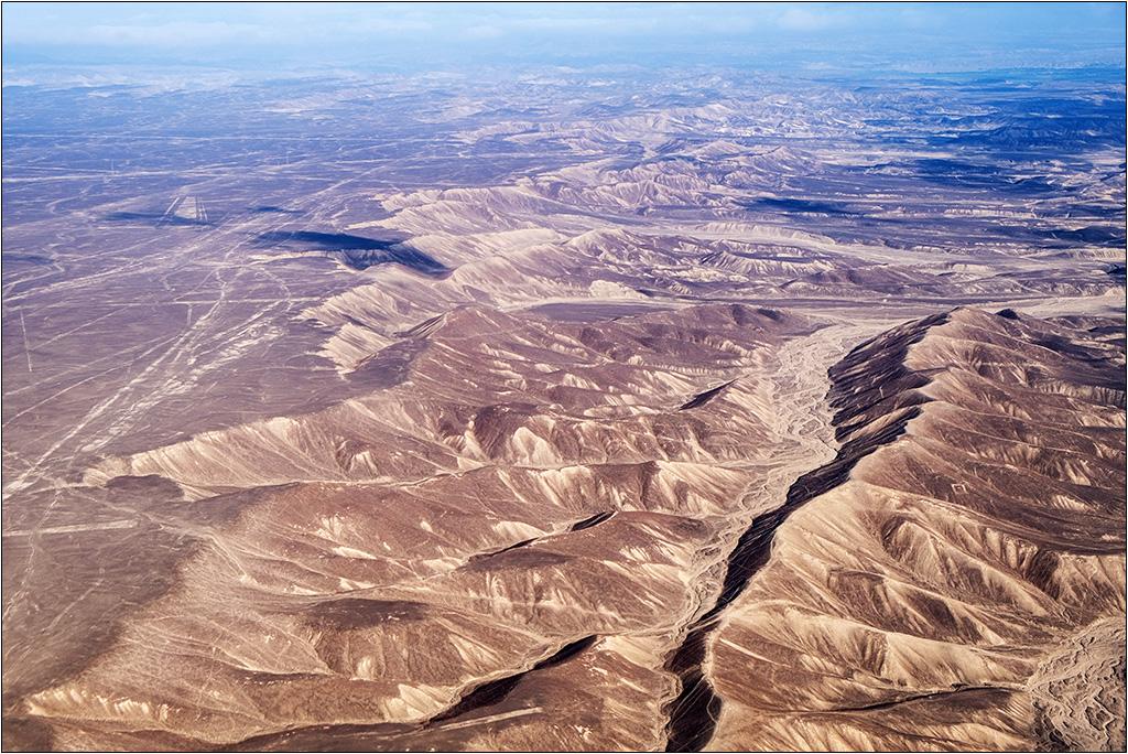 Autres vues d'avion sur Nazca #1 Dscf3125