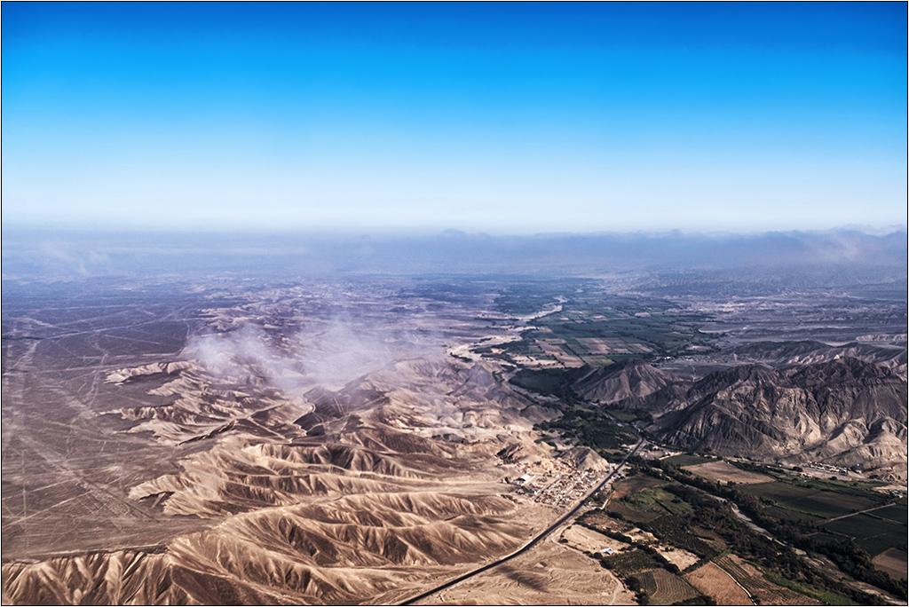 Autres vues d'avion sur Nazca #1 Dscf3126