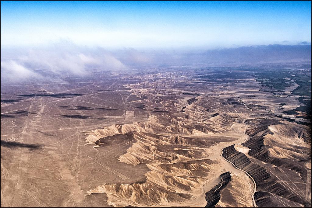 Autres vues d'avion sur Nazca #1 Dscf3127