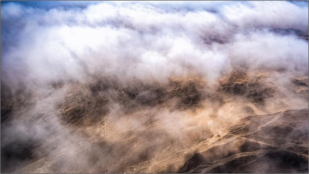 Autres vues d'avion sur Nazca #1 Dscf3130