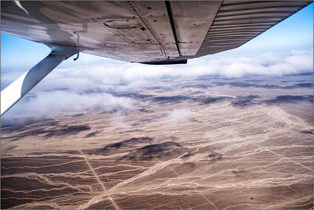 Autres vues d'avion sur Nazca #1 Dscf3131