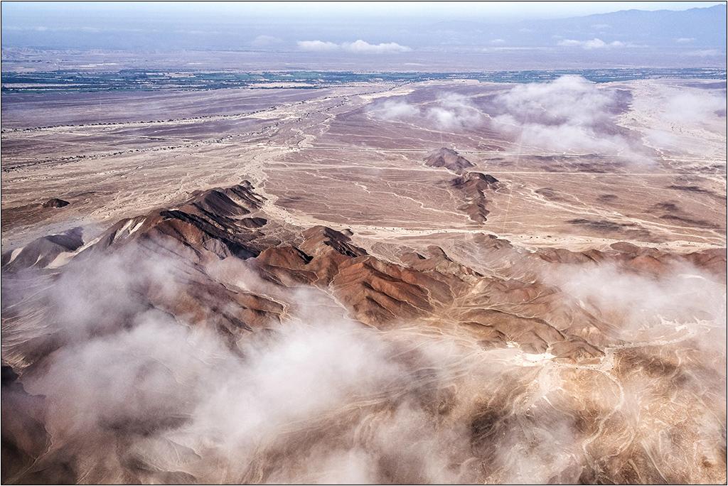 Autres vues d'avion sur Nazca #1 Dscf3132