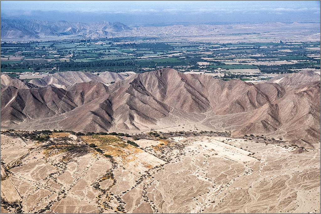 Autres vues d'avion sur Nazca #1 Dscf3136
