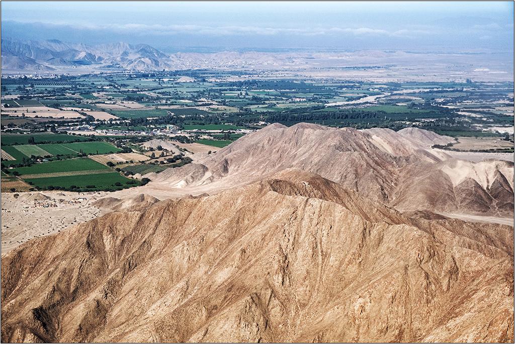Autres vues d'avion sur Nazca #1 Dscf3137