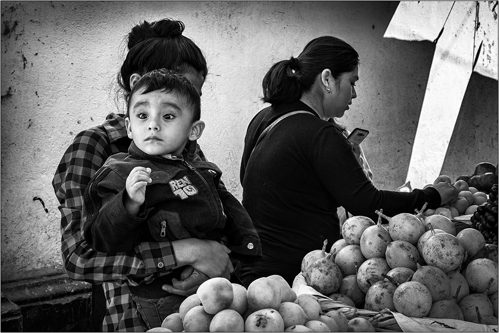 [Portraits] L'enfant du marché + ajout Dscf3138