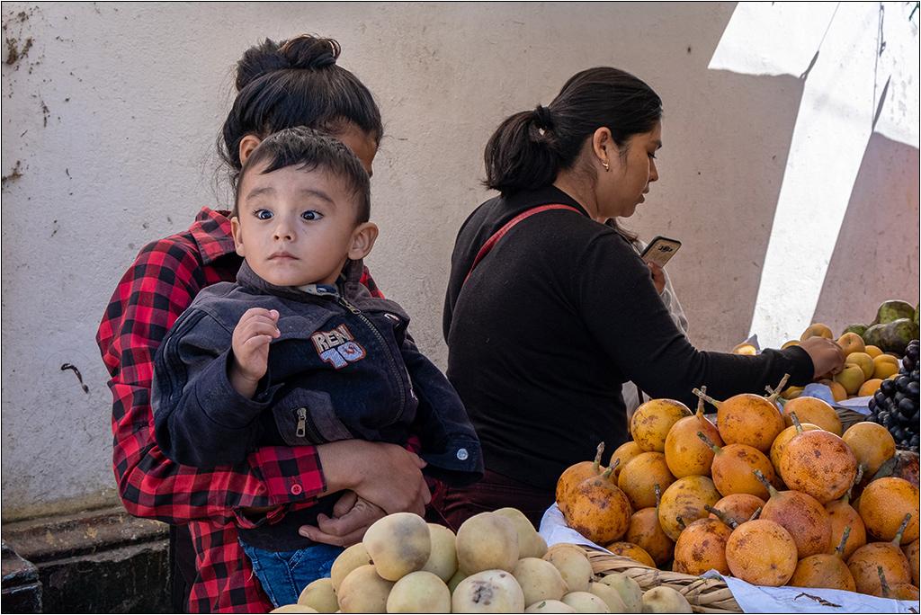 [Portraits] L'enfant du marché + ajout Dscf3139