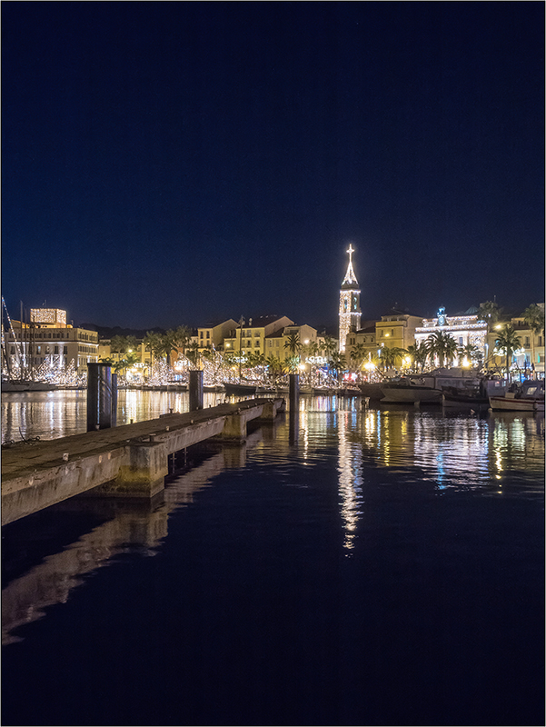[Paysages] Sanary by night P1033913